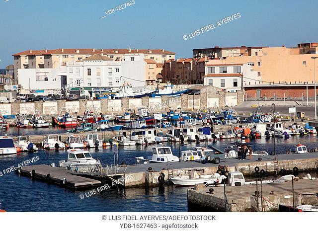 Port of Tarifa, Spain, Europe