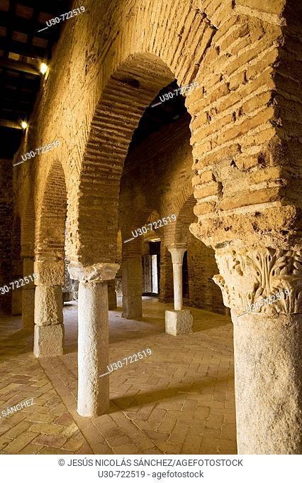 Mosque, Almonaster la Real. Sierra de Aracena Y Picos de Aroche Natural Park , Huelva province, Andalusia. Spain