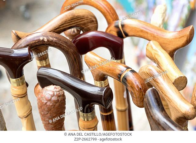 Walking sticks for sale Alicante Spain