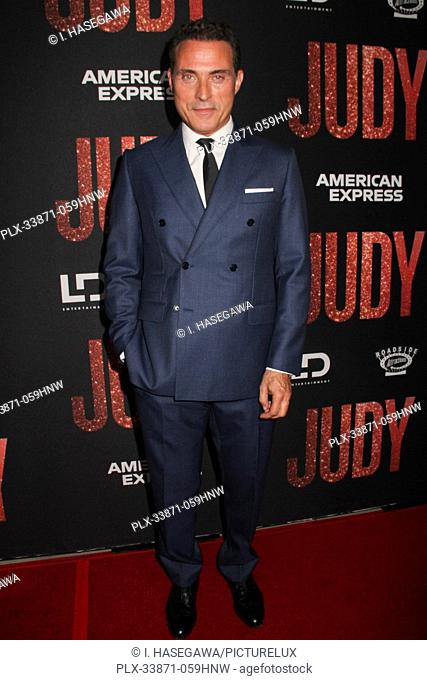 """Rufus Sewell 09/19/2019 The Los Angeles Premiere of """"""""JUDY"""""""" held at the Samuel Goldwyn Theater in Beverly Hills, CA. Photo by I"""