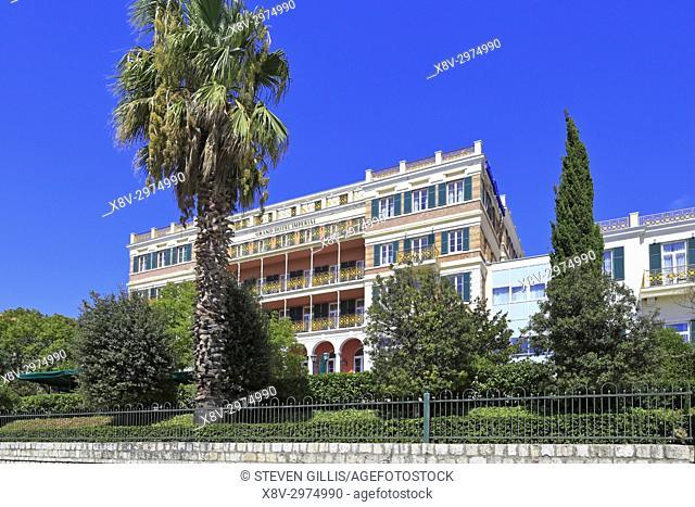 Hilton Imperial Hotel, Dubrovnik, Croatia, Dalmatia, Dalmatian Coast, Europe