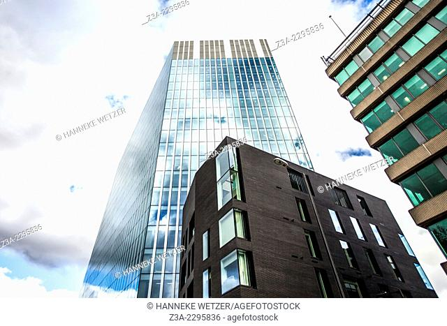 240 Blackfriars Road will be an architecturally-striking, 19-storey tower designed by award winning architects Allford Hall Monaghan Morris