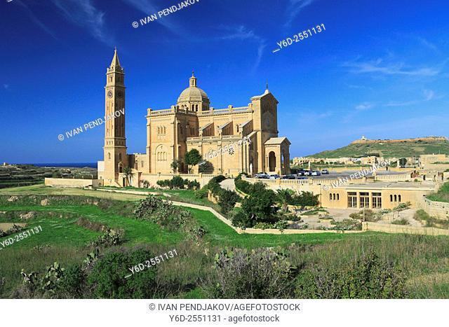 Basilica of the Blessed Virgin of Ta Pinu, Gozo, Malta