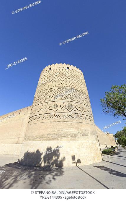 Arg-e Karim Khan castle, Shiraz, Iran