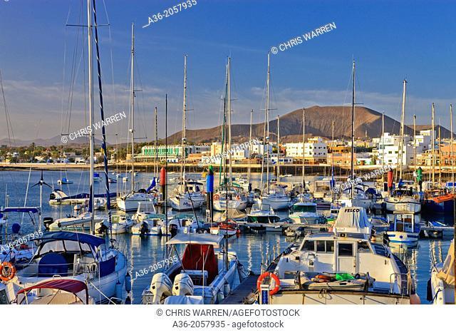 Marina Corralejo Fuerteventura Canary Islands Spain