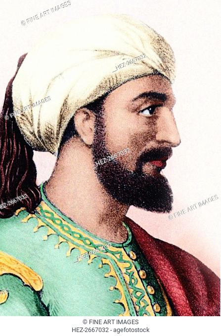 Abd al-Rahman III, Caliph of Córdoba, 19th century