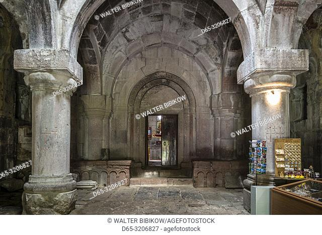 Armenia, Switzerland of Armenia area, Goshavank, Goshavank Monastery, 12th century, interior