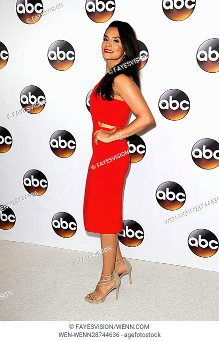 Disney ABC Television Group Hosts TCA Summer Press Tour Featuring: Sepideh Moafi Where: Beverly Hills, California, United States When: 05 Aug 2016 Credit:...