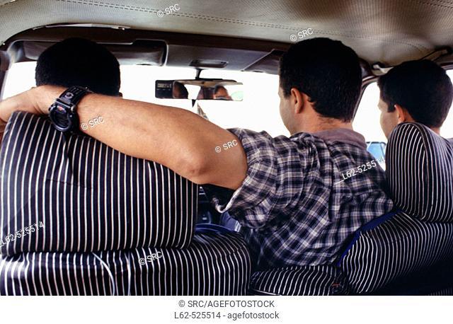 Taxi. Morocco
