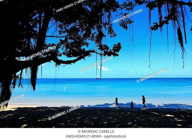 France, New Caledonia, Grande-Terre, Southern Province, Noumea, Bay of Lemons