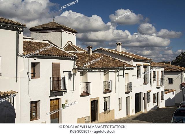 Grazalema, Andalucia, Spain, Cadiz province