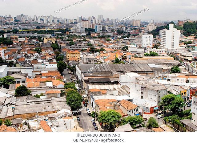See of the Urbanization, Cambuci, São Paulo, Brazil
