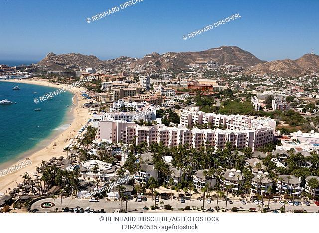 Resorts at Medano Beach, Cabo San Lucas, Baja California Sur, Mexico