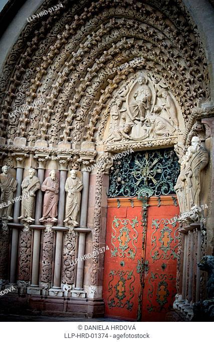 Porta Coeli, Predklasteri, Czech Republic, Europe