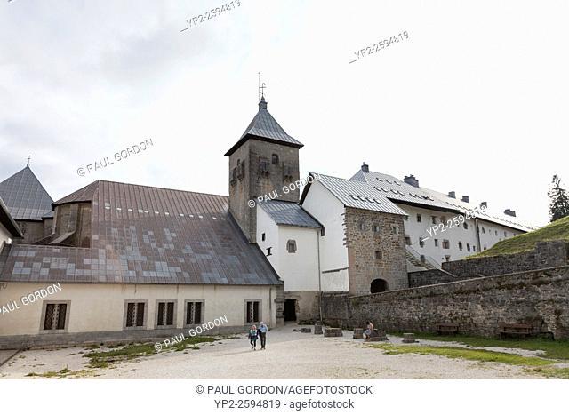 Collegiate Church of Roncesvalles - Navarre, Spain