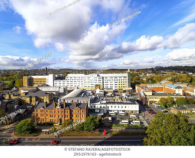 University Hospital Lewisham - London, England