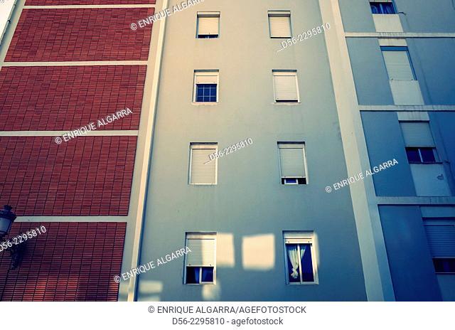 Building, Valencia, Spain
