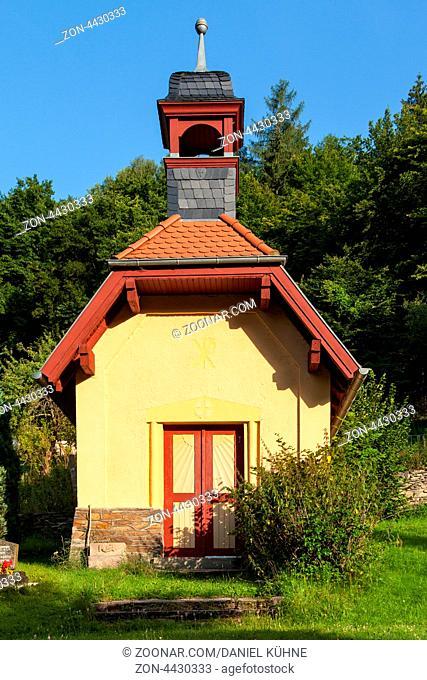 Kapelle im Selketal bei Mägdesprung