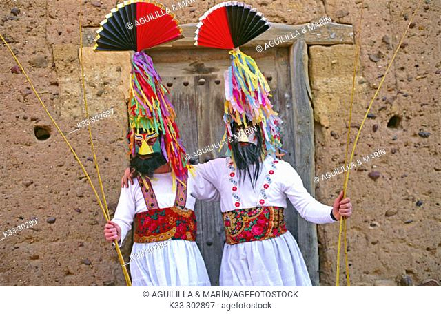 'Guirrios'. Velilla de la Reina. Leon province. Castilla-Leon. Spain