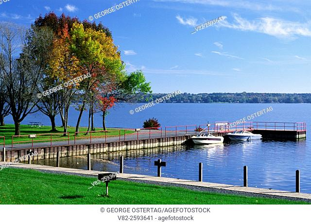 Cayuga Lake, Cayuga Lake State Park, New York