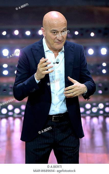 Claudio Bisio milano 23-04-2018