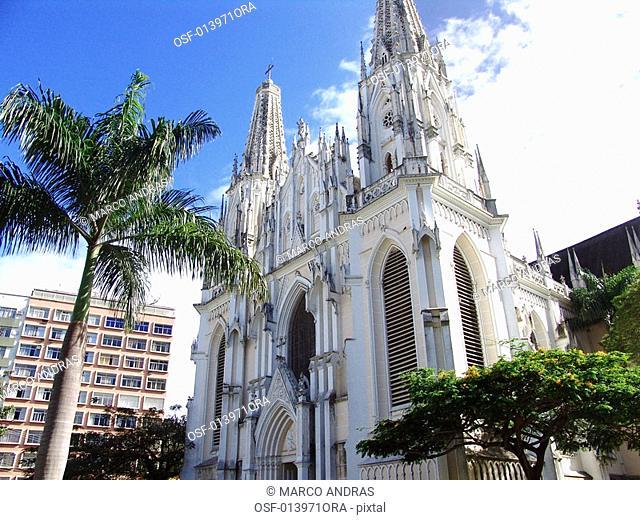 gotic religious church style from espirito santo