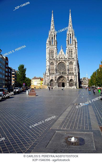 Church Saint Peter and Saint Paul, Ostend, Belgium