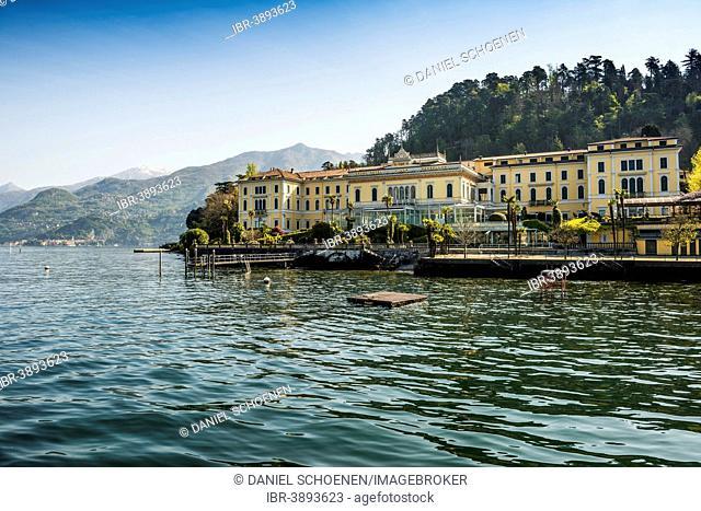 Grand Hotel Villa Serbelloni, Bellagio, Lake Como or Lago di Como, Como, Lombardy Province, Italy