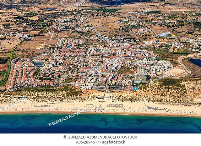 Altura beach. Altura. Faro district. Algarve. Portugal