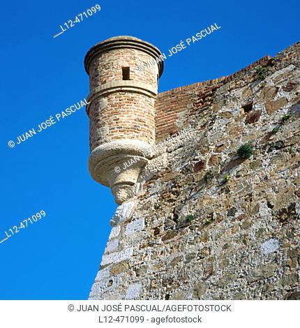 Royal Walls, Ceuta, Spain