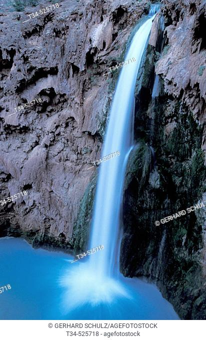 Moonie Falls. Havasu. Arizona, USA