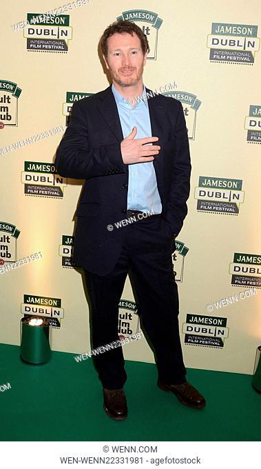 'Lock, Stock and Two Smoking Barrels' screening at the Jameson Cult Film Club at The Tivoli Theatre as part of Jameson Dublin International Film Festival 2015 -...