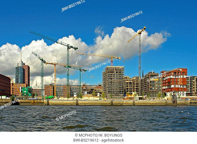 Harbour City, Germany, Hamburg