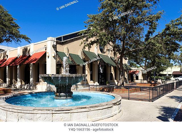 Laredo Center for the Arts, San Agustin Ave, Laredo, Texas, USA