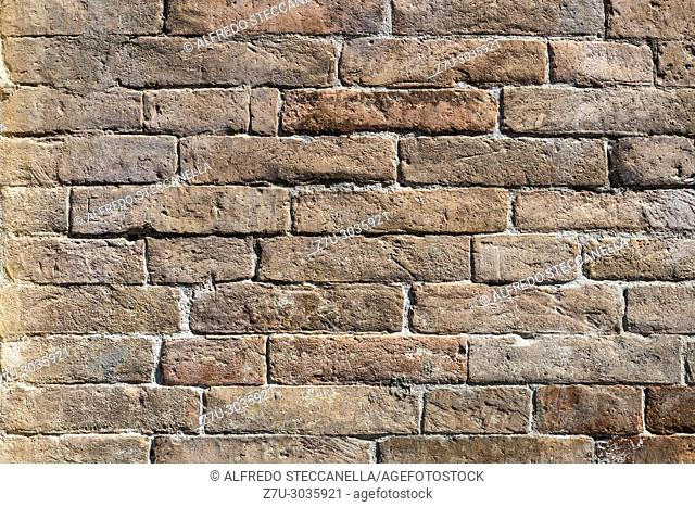 Abstract Stone Wall Background Image. Great for background use