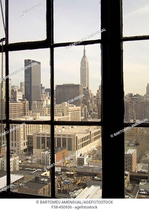 Chelsea, Manhattan. New York City, USA