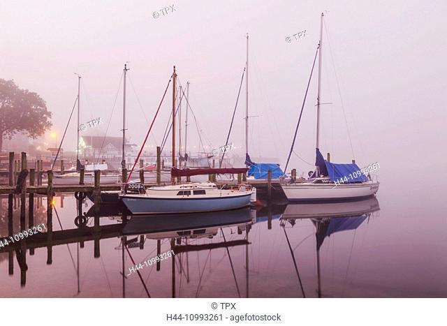England, Cumbria, Lake District, Windermere, Ambleside
