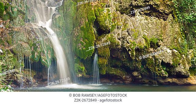 Waterfall Vodopad, Veliki Buk in Serbia