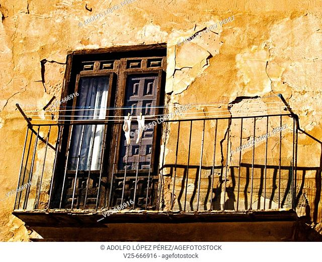 Albarracin. Teruel. Spain