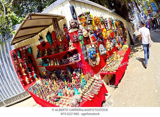 Souvenirs Shop, Thamel District, Kathmandu, Nepal, Asia