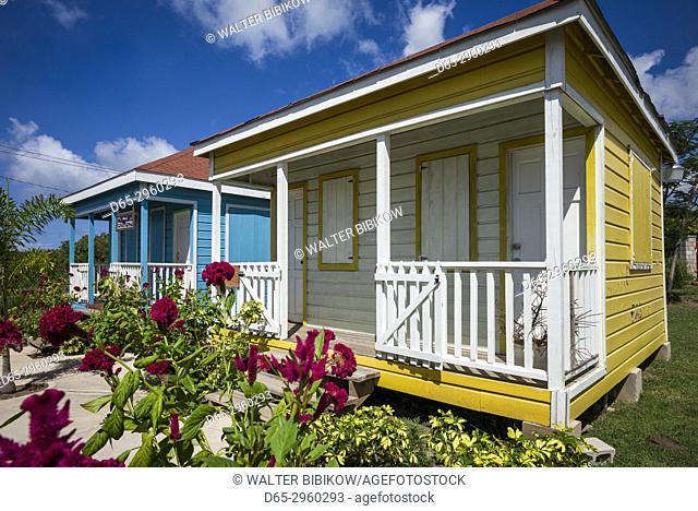 St. Kitts and Nevis, Nevis, Stuarts, Nevis Craft Village