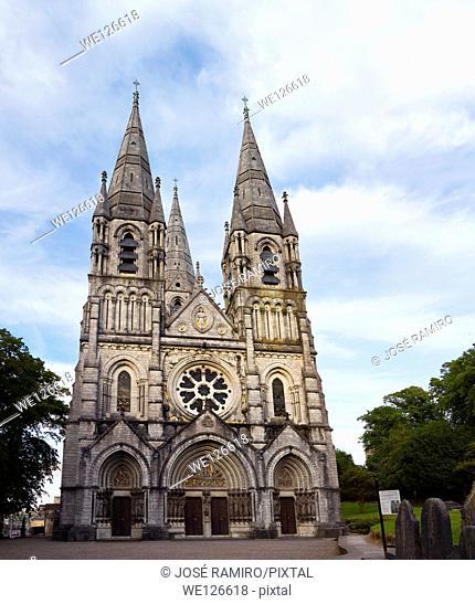St. FinBarre's cathedral. Cork.County Cork. Ireland