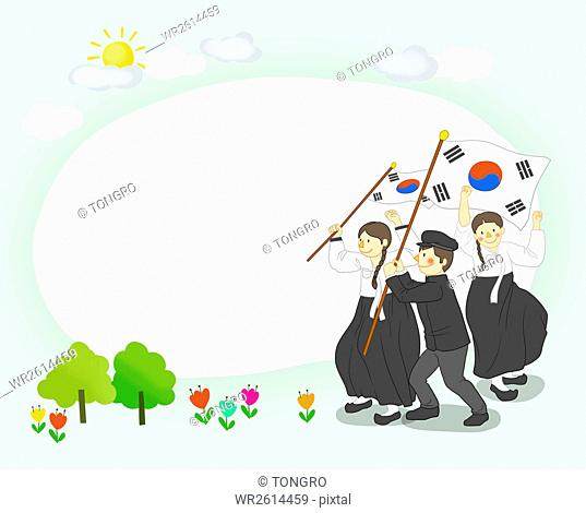 Independence Movement Day of Korea