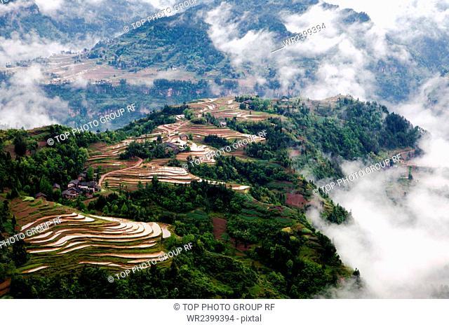 Enshi Tujia and Miao Autonomous Prefecture Hubei Province China