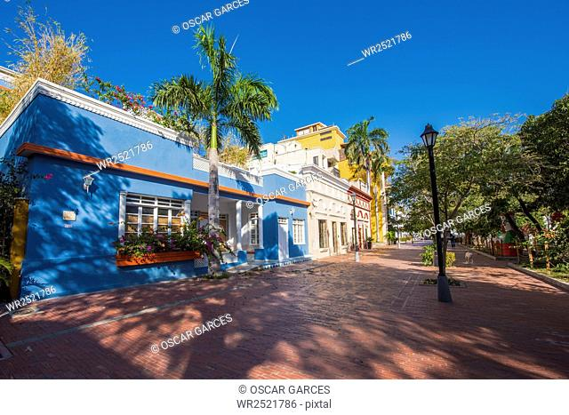 Centro Historico; Santa Marta; Magdalena; Colombia