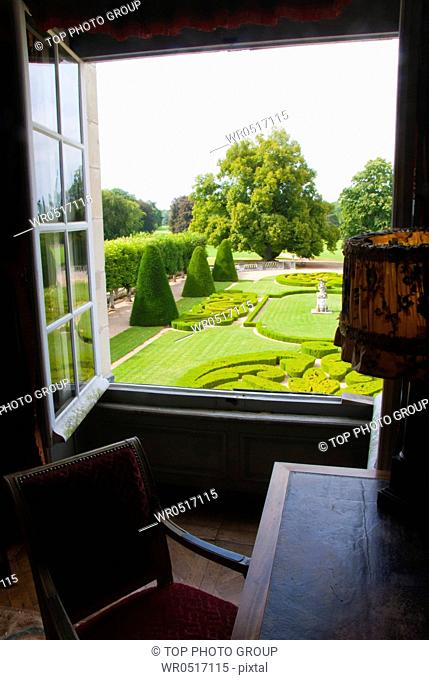 Gardens of Chenonceau