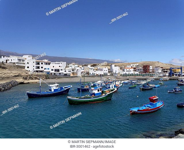 Fishing port or harbour