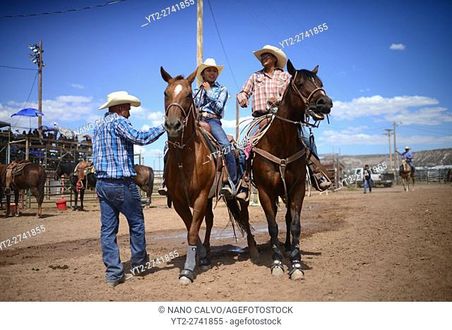 Navajo Nation Fair, a world-renowned event that showcases Navajo Agriculture, Fine Arts and Crafts, with the promotion and preservation of the Navajo heritage...
