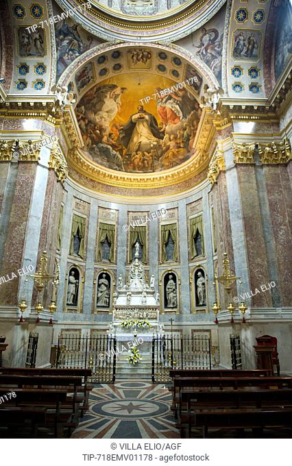 Italy, Emilia Romagna, Bologna. Basilica of S. Domenico