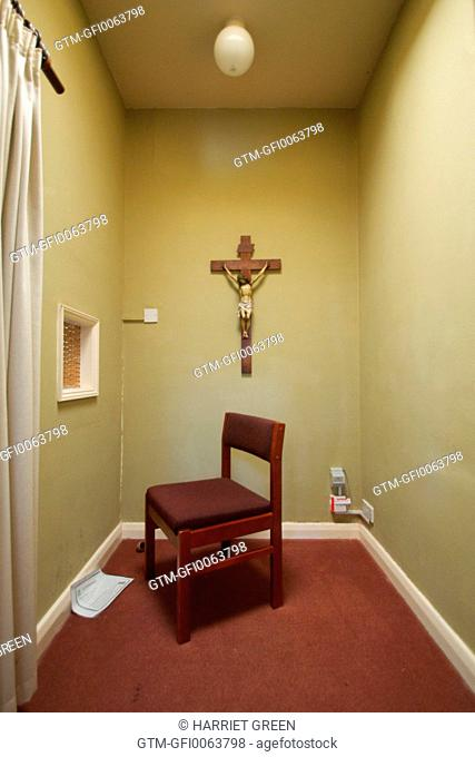 Confessional Space
